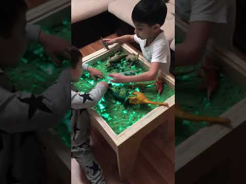 Why do you need the 5-in-1 Art Light Activity Table?