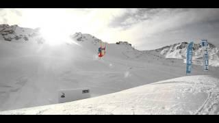 Backflip on 20m Kicker |Gopro HD