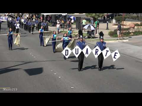 Duarte HS - The High School Cadets - 2018 Duarte Route 66 Parade