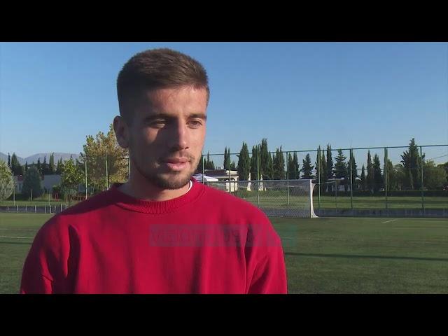 Futbollistet e U-20 synojne te veshin fanelen e Kombetares Kuq e Zi - Vizion Plus
