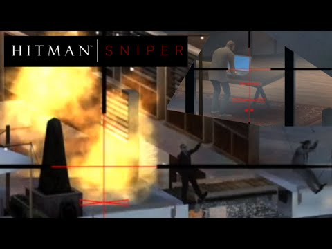 How to finish every Contract in Hitman: Sniper (Walkthrough) | iOS, Android