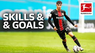 Kai Havertz • Magical Skills & Goals