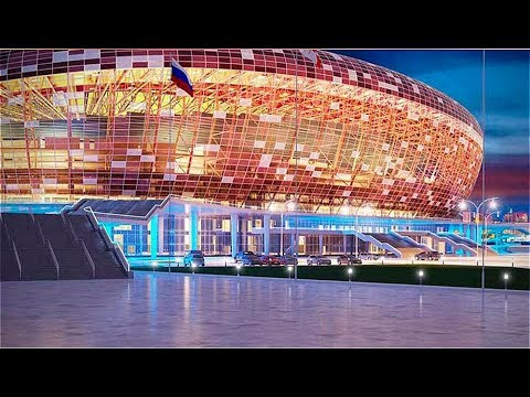 2018 FIFA World Cup – The Spectacular Stadium Mordovia Arena Will Welcome Fans In Russia