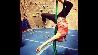 Carmen Maria Mitchell - Aerial Silk Reel