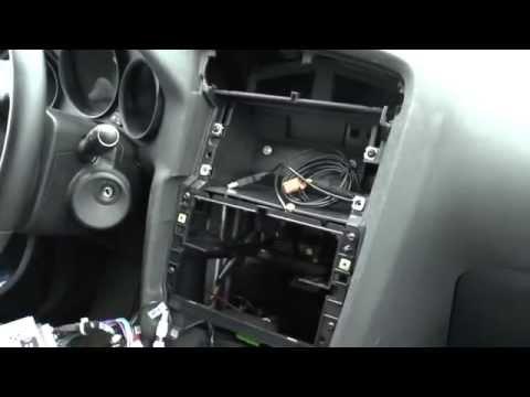 Штатная автомагнитола Citroen C4 Redpower 18211