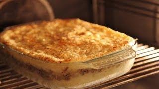 Рецепт мужской картофельной запеканки