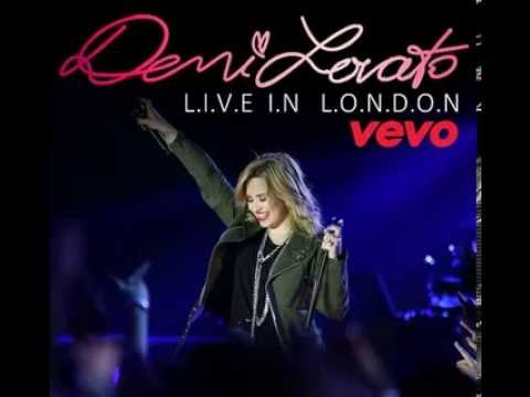 Cd demi lovato live in london completo