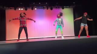 Kidgoalss performance @CENTRAL VPA HIGH SCHOOL in ST. LOUIS MISSOURI