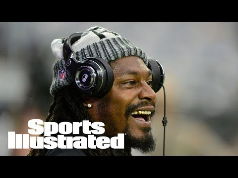 Trump: NFL Should Suspend Marshawn Lynch For Anthem Protest | SI Wire | Sports Illustrated
