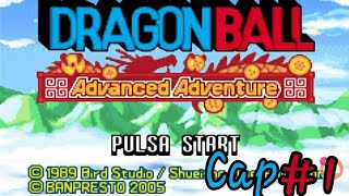 Dragon Ball Advanced Adventure - Cap 1