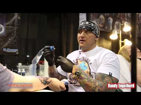 Tattoo Nation - Randy Engelhard - Color Realism - YouTube