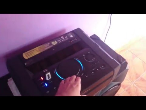 Sony - Shake X3D Hard Funk