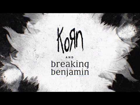Korn X Breaking Benjamin 🔲 Winter 2020 North American Tour