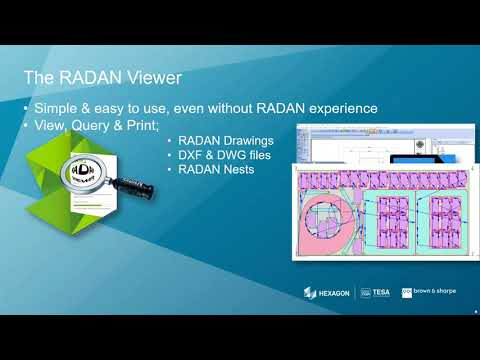 RADAN Viewer