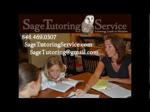 In-Home Tutoring NJ | Test Prep | Monmouth & Ocean County | Sage Tutoring Service | Video Tour