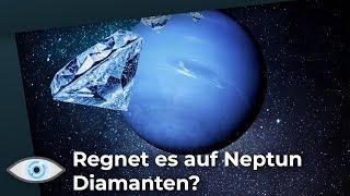 Regnet es auf Neptun und Uranus Diamanten? - Clixoom Science & Fiction