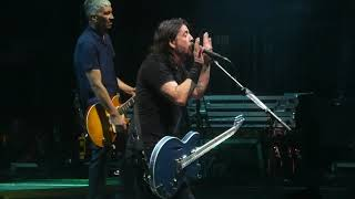 """""""No Son of Mine"""" Foo Fighters@Madison Square Garden New York 6/20/21"""