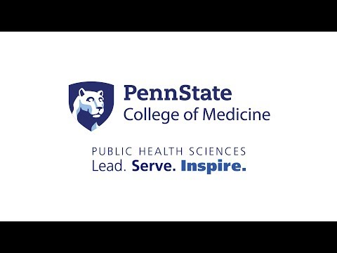 Public Health Sciences at Penn State College of Medicine