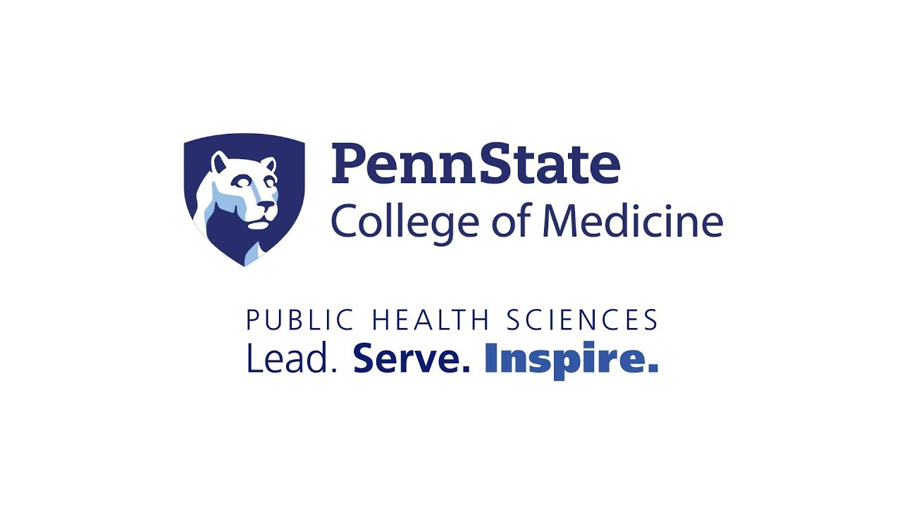 Public Health Sciences At Penn State College Of Medicine Youtube