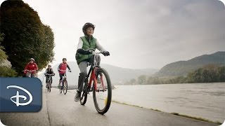 Danube River Cruise - Biking in Austria | Adventures by Disney