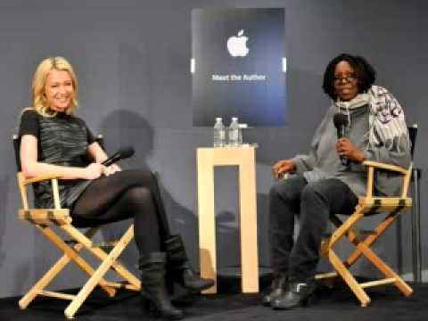 Portia De Rossi - Interviewed By Whoopi Goldberg (4/7)