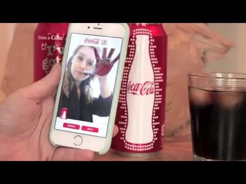IAB New Ad Portfolio: Example of Augmented Reality Ad