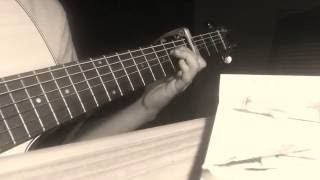 Thả vào mưa ( cover guitar ) - Chúc mừng sinh nhật Ly