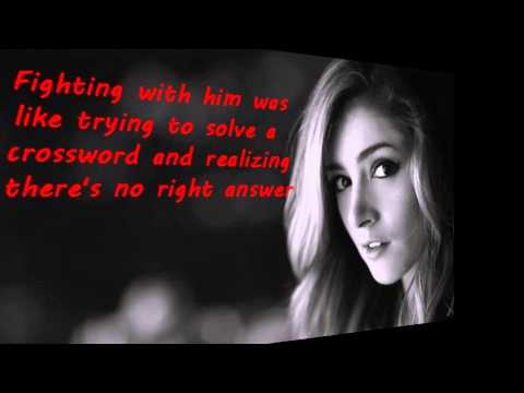 Red - Cover by Against The Current (Lyrics)