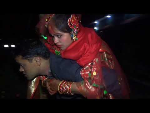mr & mrs  koirala wedding video
