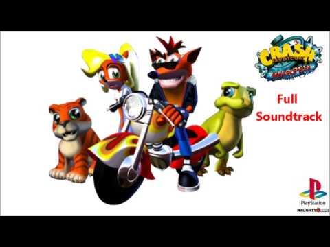 Crash Bandicoot 3 - Full Soundtrack