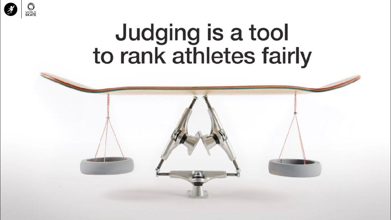 Understanding Skateboard Judging