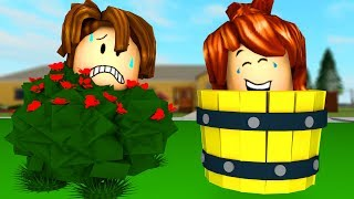 ROBLOX-TROUBLE IN HIDE-and-SEEK (Blox Hunt)