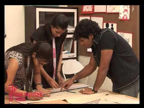 Design Institute of India-Fashion Apparel Design.flv