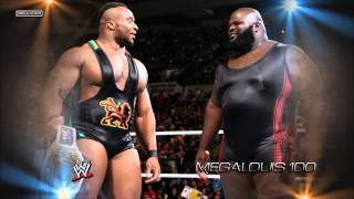 Big E Langston 4th and New WWE Theme Song -