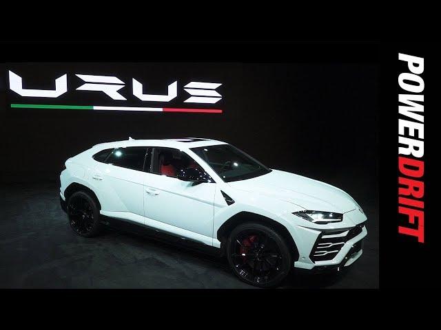 Lamborghini Urus Price Images Review Mileage Specs