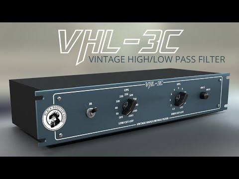 Black Rooster Audio // VHL-3C Introduction