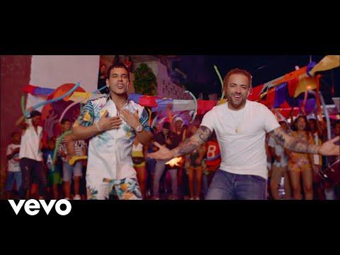 Смотреть клип Nacho, Tito El Bambino - La Vida Es Una Sola