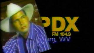 wboy tv aircheck from 1991 featuring wpdx