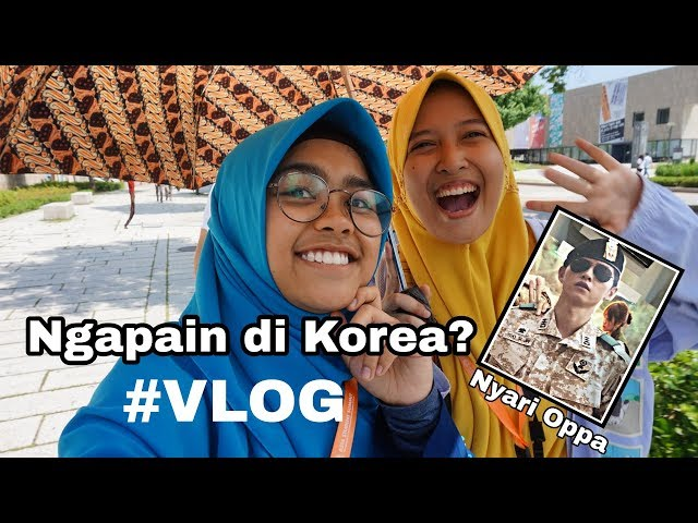 #Vlog1#Ngapain di Korea?
