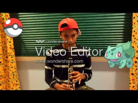 Pokemon Main Theme on Clarinet (Clarinet Cover)