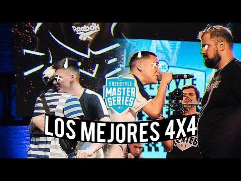 Los MEJORES 4X4 de la FMS ARGENTINA🇦🇷 (¡Todas las Jornadas!)