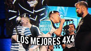 Los MEJORES 4X4 de la FMS ARGENTINA🇦🇷 (¡Todas las Jor...