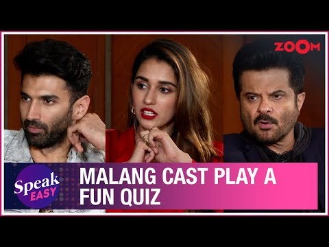 Anil, Aditya, Disha, Kunal, Mohit answer fun questions in the game 'Nothing But Truth' | Malang
