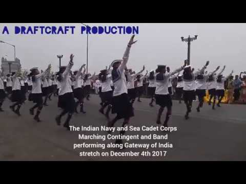 Navy Day Celebrations At Gateway Of India