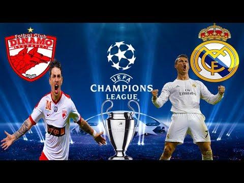 Finala Uefa Champions League Dinamo Bucuresti vs Real Madrid - Meciul Mileniului