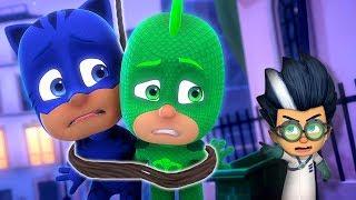 PJ Masks Super Pigiamini  Catturato!  Nuovi Episodi | Cartoni Animati