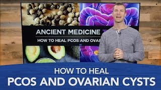 Video How to Treat PCOS and Ovarian Cysts Naturally download MP3, 3GP, MP4, WEBM, AVI, FLV Juli 2018