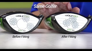 Golf Equipment: How impact location affects your shots