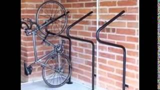 Vertical Bike Racks