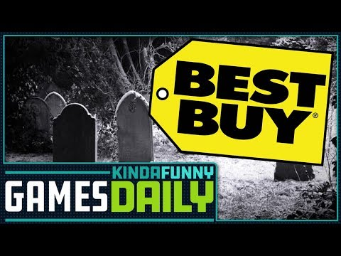 Rest in Peace, Best Buy Gamers Club - Kinda Funny Games Daily 05.21.18